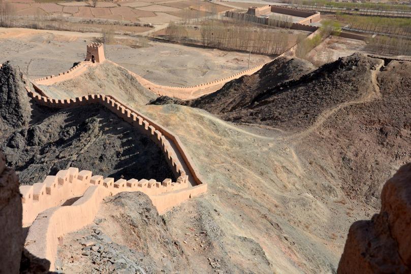 La Grande Muraille de Chine, symbole de la démesure chinoise
