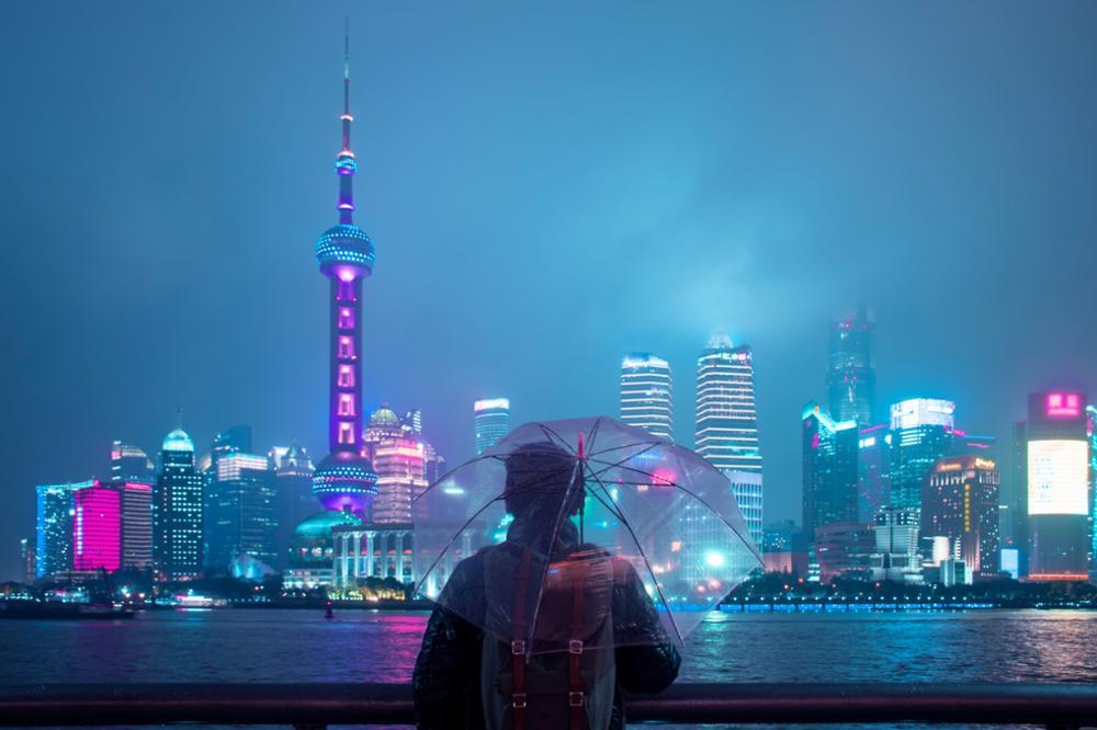 上海下雨怎么办?