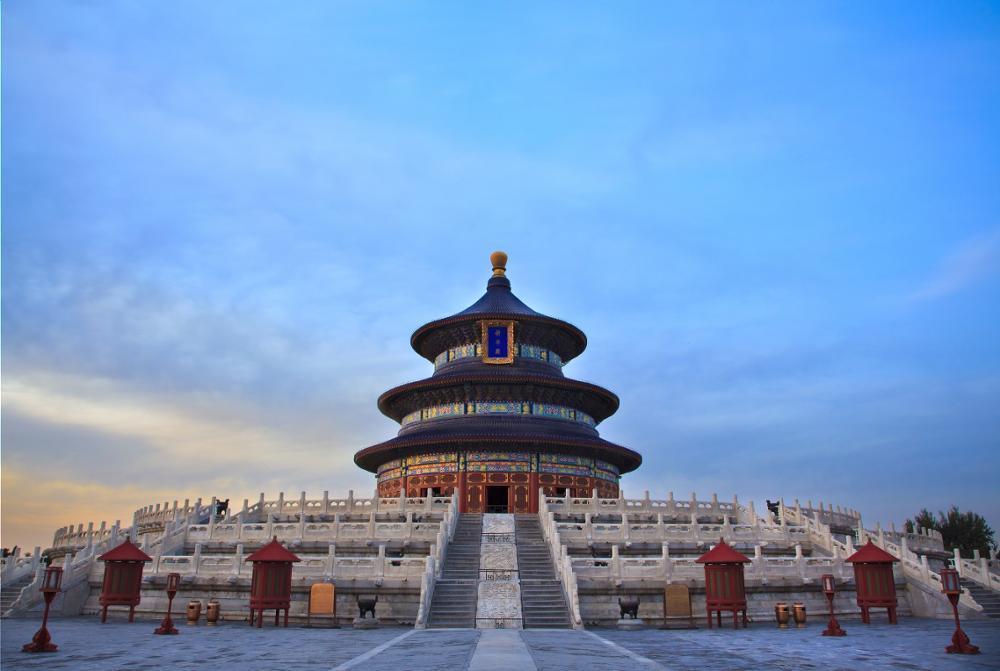 北京发现帝国中国的要点