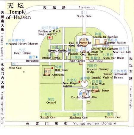 天坛,古代中国人与天界之间的纽带