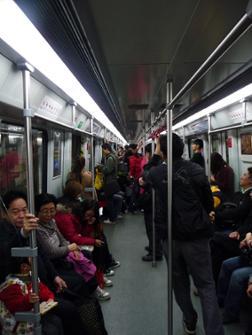 Premiers jours à Guangzhou