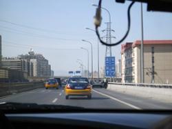 Séjour à Pékin