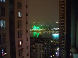 Arrivée à Guangzhou