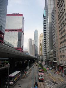 Hong Kong - Partie III