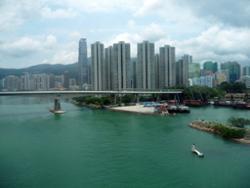 De Guangzhou à Hong Kong