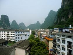 Yangshuo - Partie I