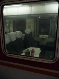 Un train pour Pékin