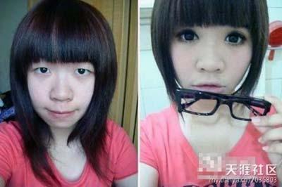 Pourquoi les chinois ont-ils les yeux bridés ?