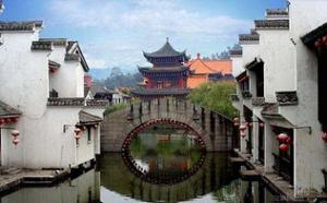 在广东参观什么?