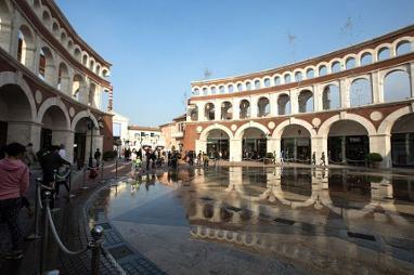 10 villes européennes reproduites à l'identique en Chine