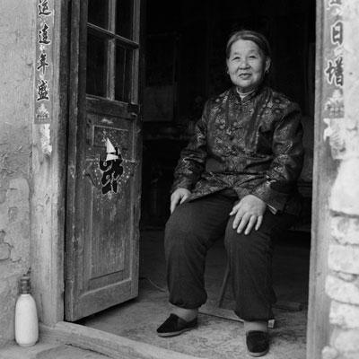 Bound feet, reportage photos sur ces chinoises aux pieds bandés