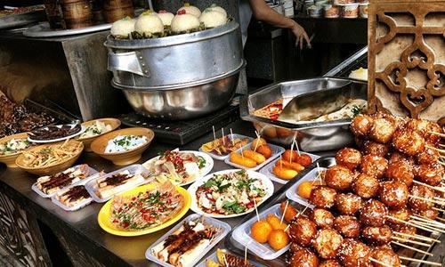 Les 10 villes où l'on mange le mieux en Chine