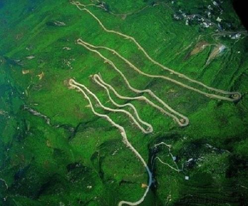 Les 10 routes les plus dangereuses de Chine