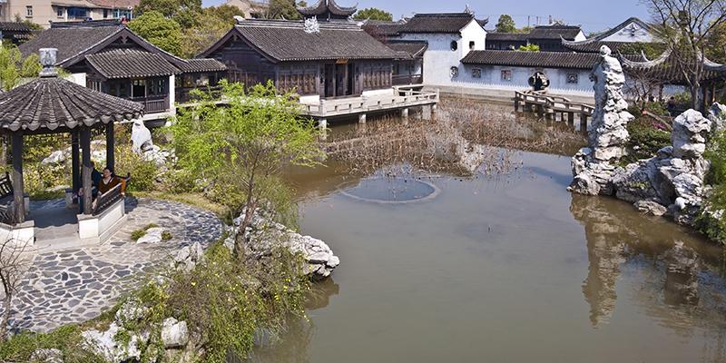 Top 10 des villes et villages d'eau de Chine