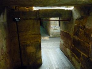 Chambre funéraire tombeau