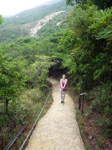 Charlène Ile de Lantau