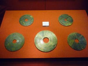 Disques de jade Nanyue