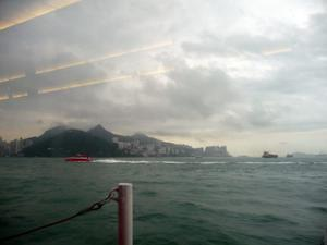 Ferry Hong Kong - Macau