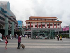 Frontière Shenzhen