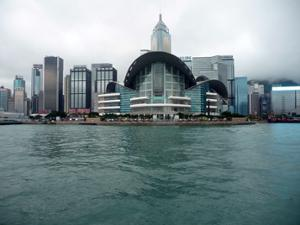 Hong Kong Exhibition Centre