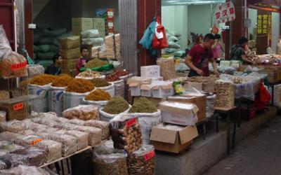 Marché Qingping