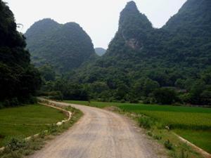Paysages Yangshuo