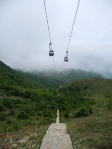 Chemin Ile de Lantau