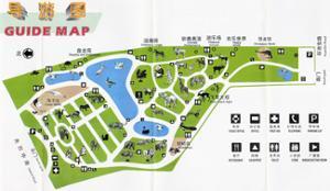 Plan du Zoo de Guangzhou