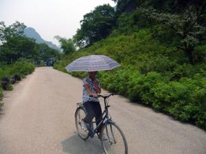 Vélo Yangshuo