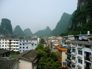 Vue Hôtel Yangshuo