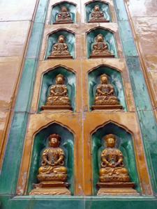 Bouddha Palais d'Eté