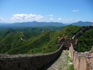 Jinshanling Grande Muraille Chine