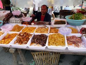 Marché Hunan