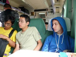 Sylvain train