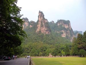 Zhangjiajie National Park