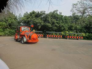 Train Safari Park Guangzhou