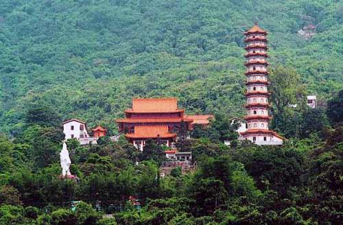 Mont Luofu Guangdong