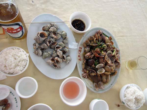 Restaurant Yangjiang Chine