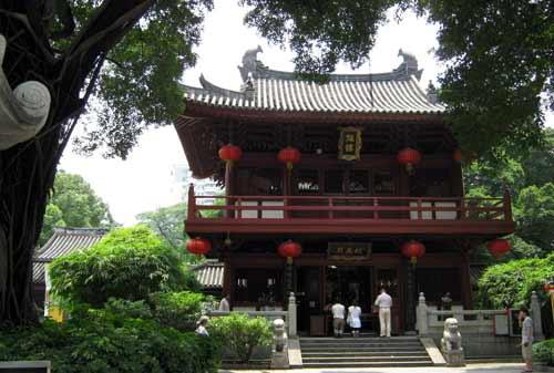 Temple Guangxiao Guangzhou