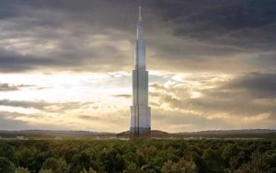 Sky City plus haute tour du monde