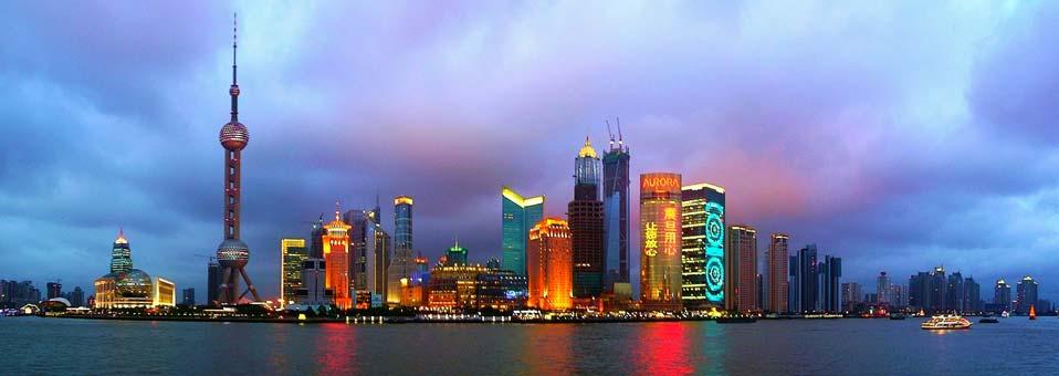 Les Plus Grande Ville De Chine