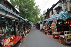 Marché Dongtai Lu Shanghai