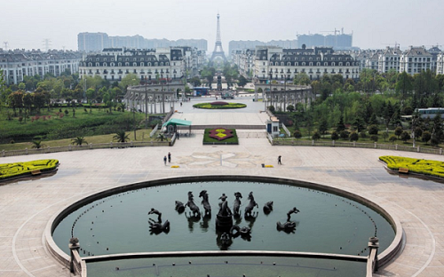 Paris en Chine