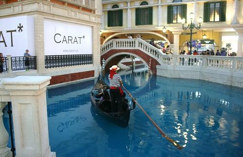 Venise à Macao