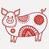 Signe chinois du cochon