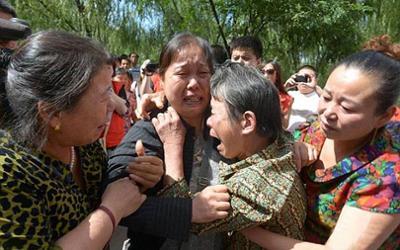 Jiang ai wu retrouve sa famille