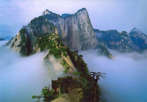 Mont Hua Shan