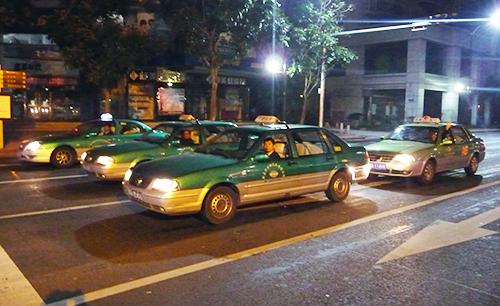 Les phrases à connaître pour prendre le taxi en Chine