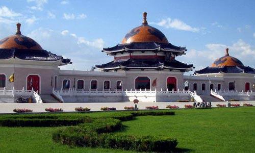 Mausolée Gengis Khan