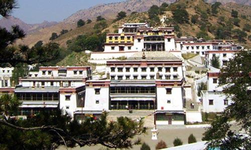 Monastère Wudangzhao